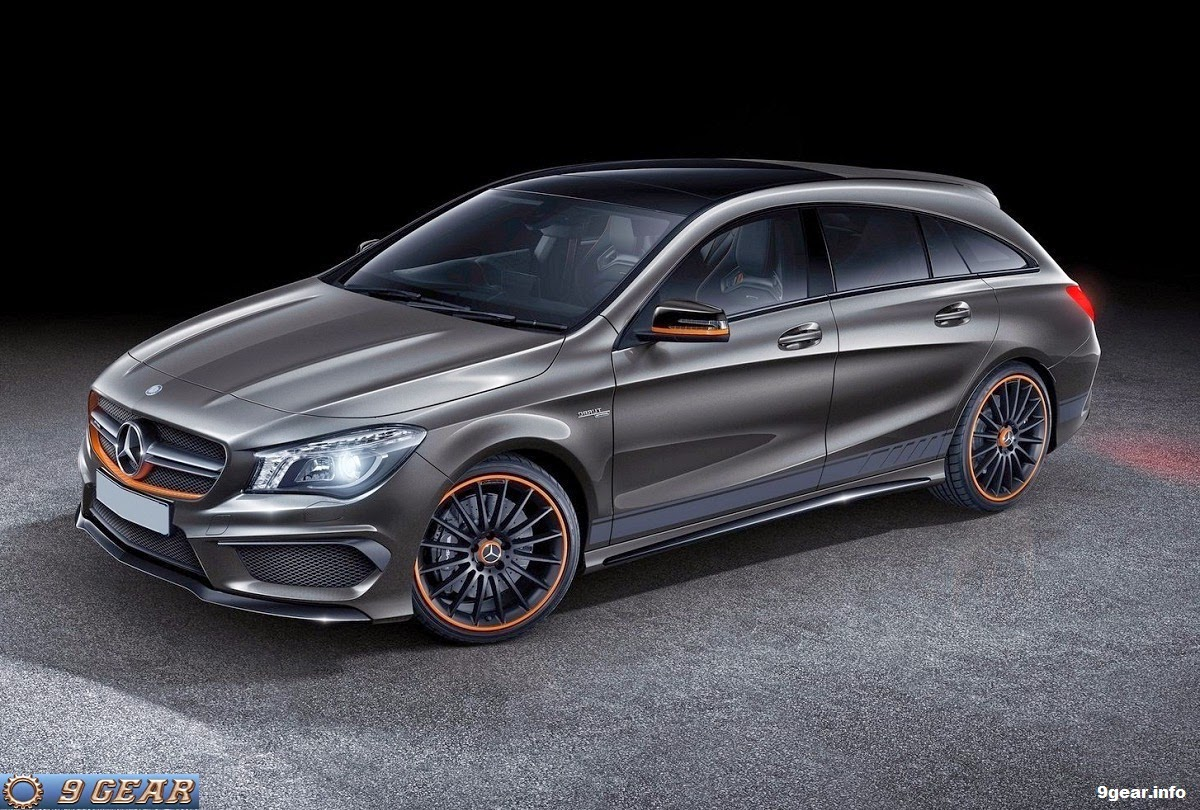 2018 Mercedes Benz CLA45 AMG photo - 2
