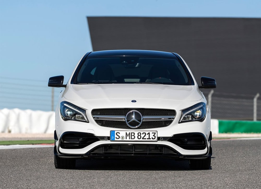 2018 Mercedes Benz CLA45 AMG photo - 5