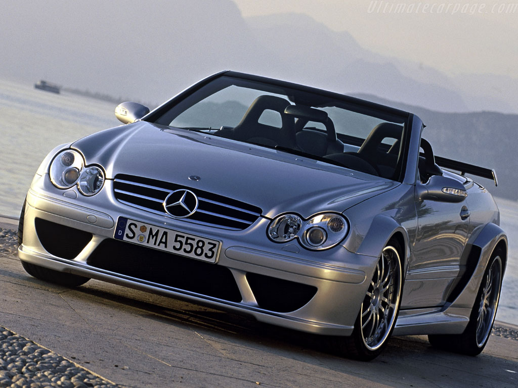 2018 Mercedes Benz CLK DTM AMG Cabriolet photo - 1