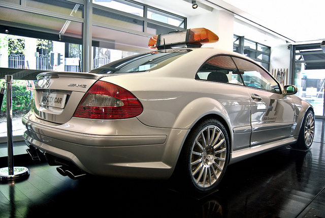 2018 Mercedes Benz CLK55 AMG F1 Safety Car photo - 3