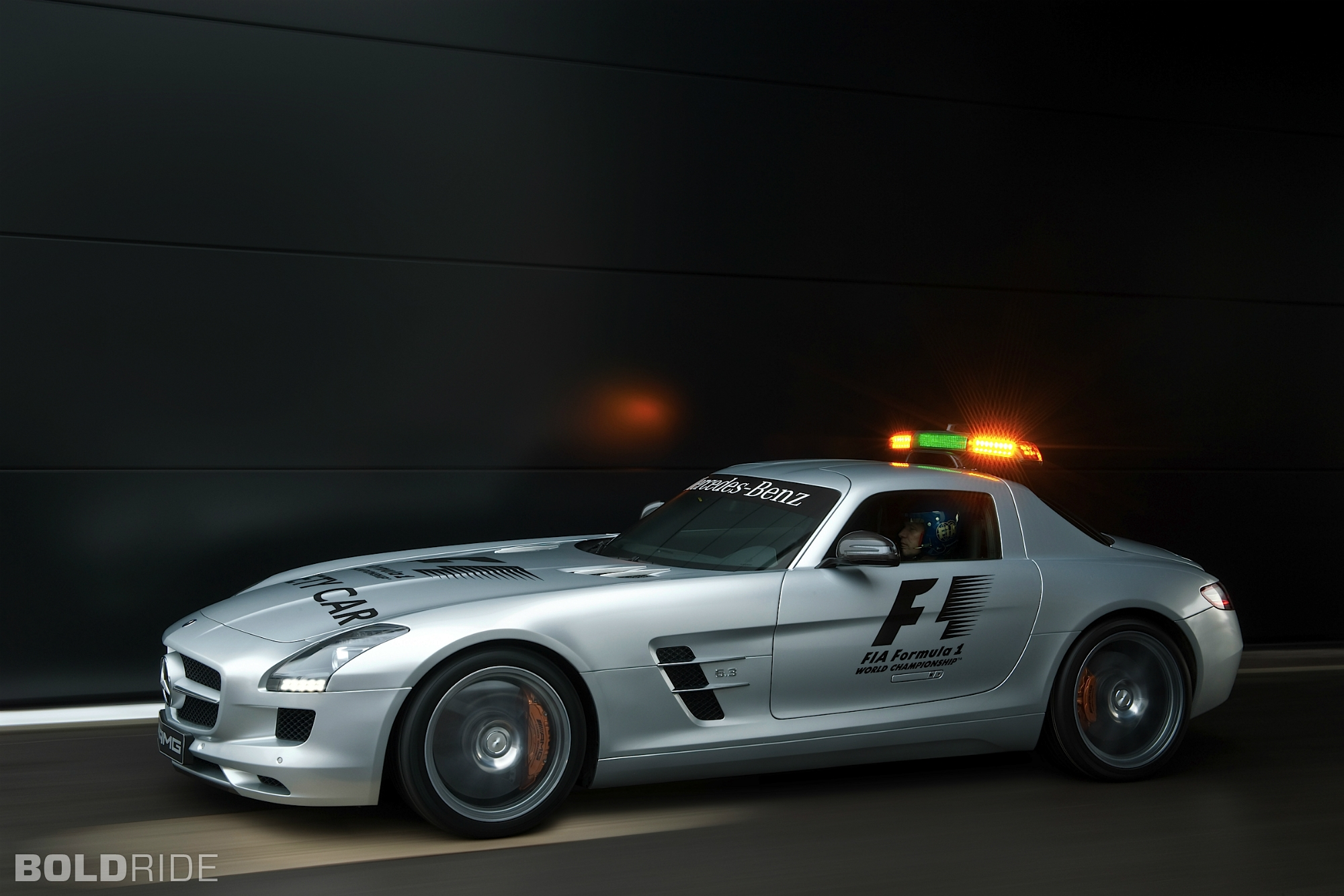 2018 Mercedes Benz CLK55 AMG F1 Safety Car photo - 5