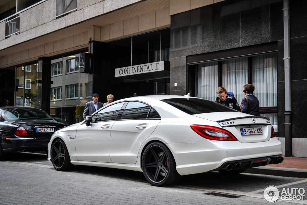 2018 Mercedes Benz CLS 63 AMG photo - 4