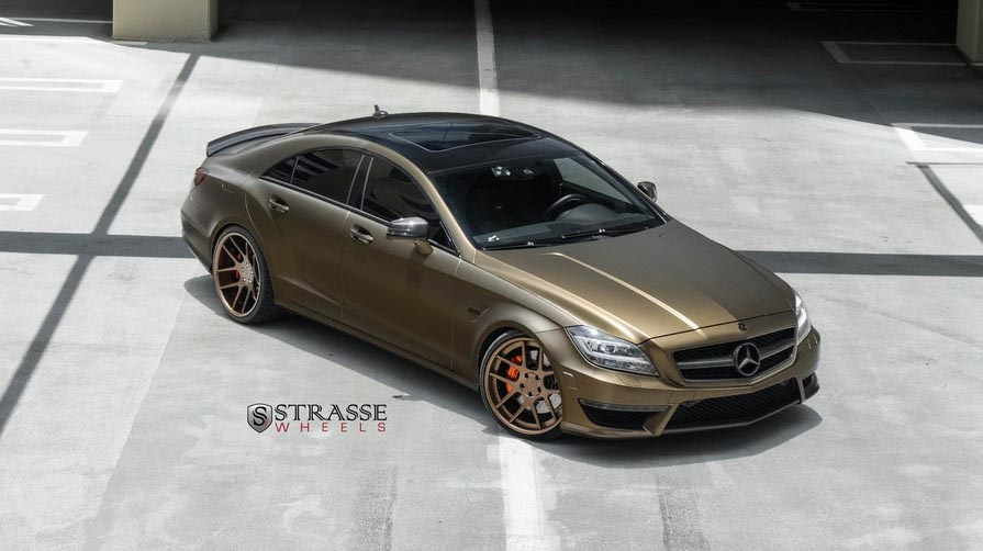 2018 Mercedes Benz CLS 63 AMG photo - 5