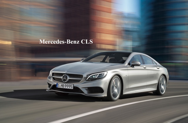 2018 Mercedes Benz CLS Class photo - 3