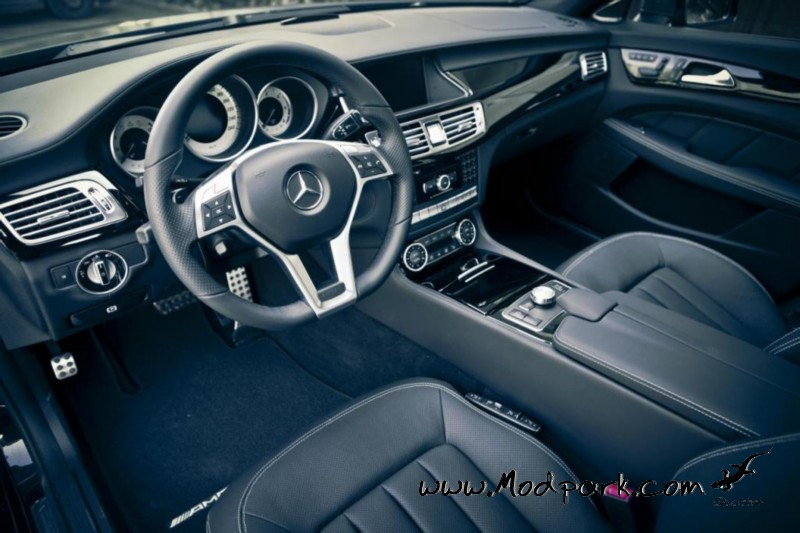 2018 Mercedes Benz CLS500 photo - 2