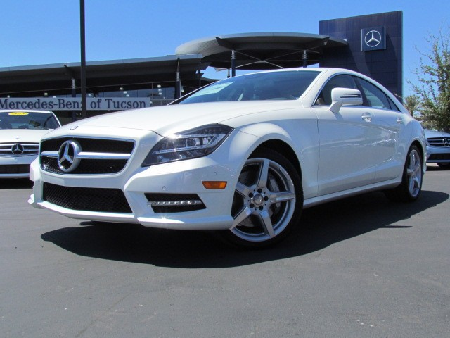 2018 Mercedes Benz CLS550 photo - 4