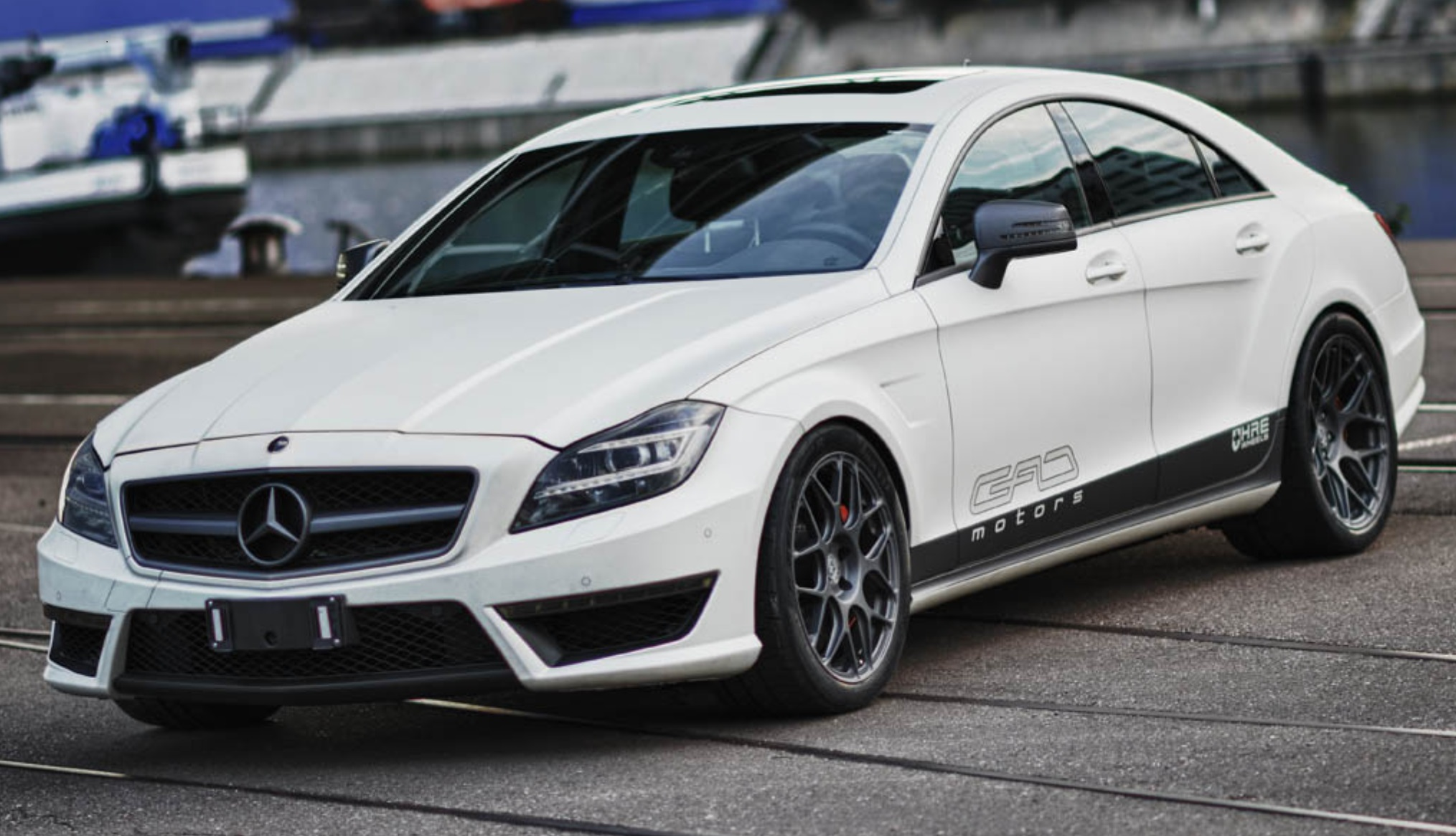2018 Mercedes Benz CLS63 AMG photo - 3