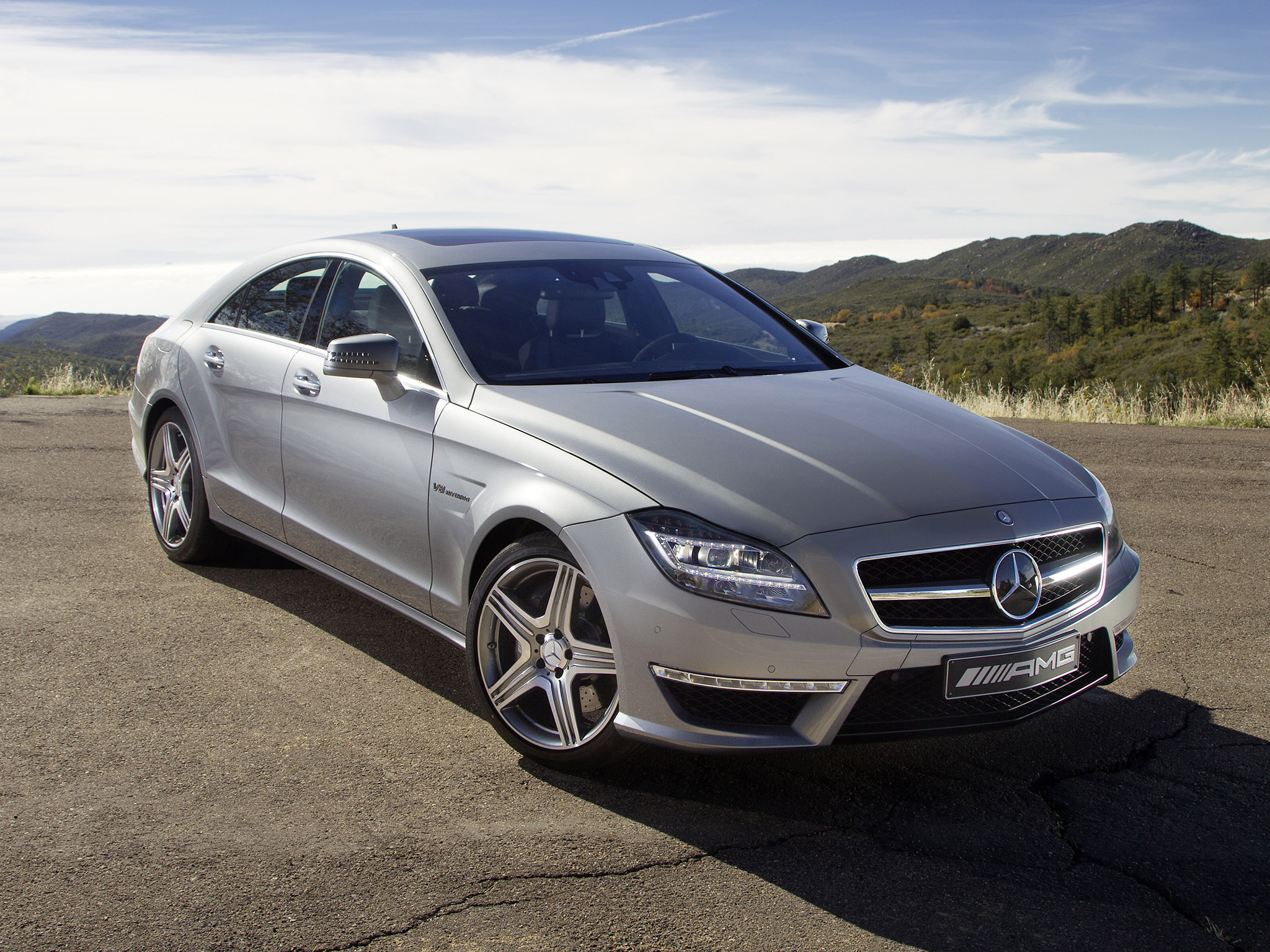 2018 Mercedes Benz CLS63 AMG US Version photo - 1