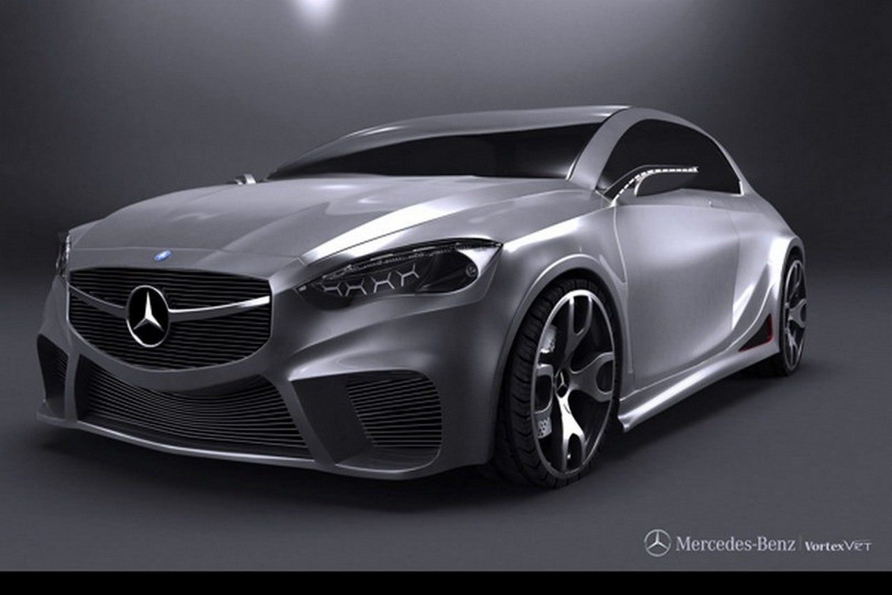 2018 Mercedes Benz Direct Hybrid Concept photo - 1