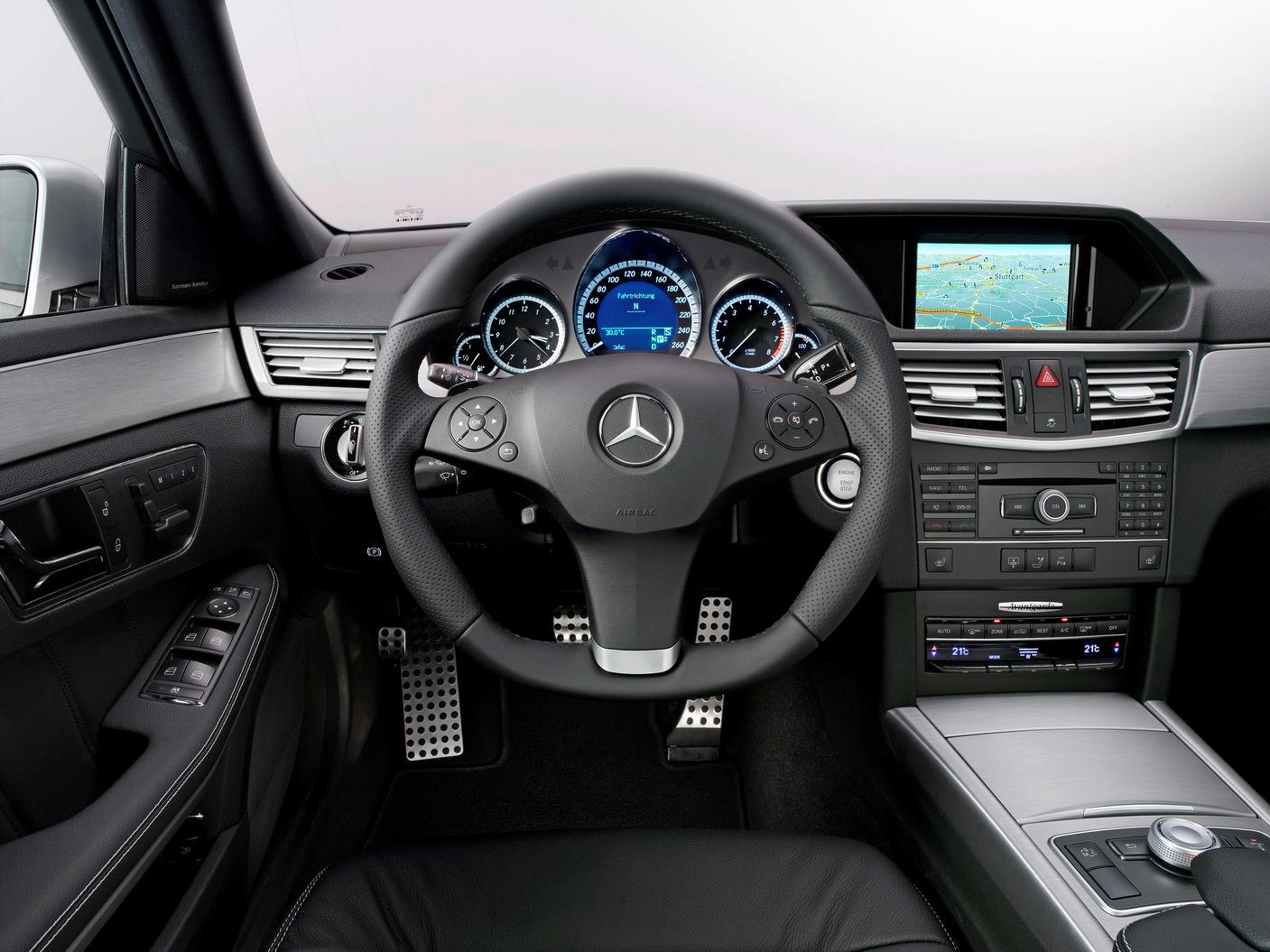 2018 Mercedes Benz E Class AMG Sports Package photo - 3