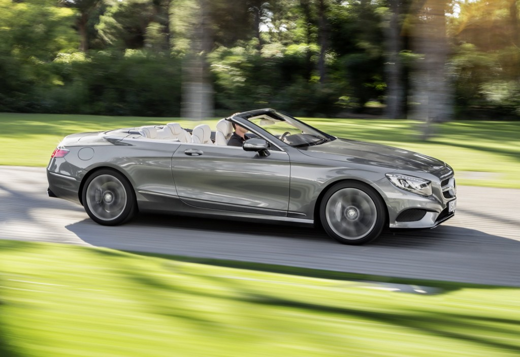 2018 Mercedes Benz E Class Cabriolet photo - 2