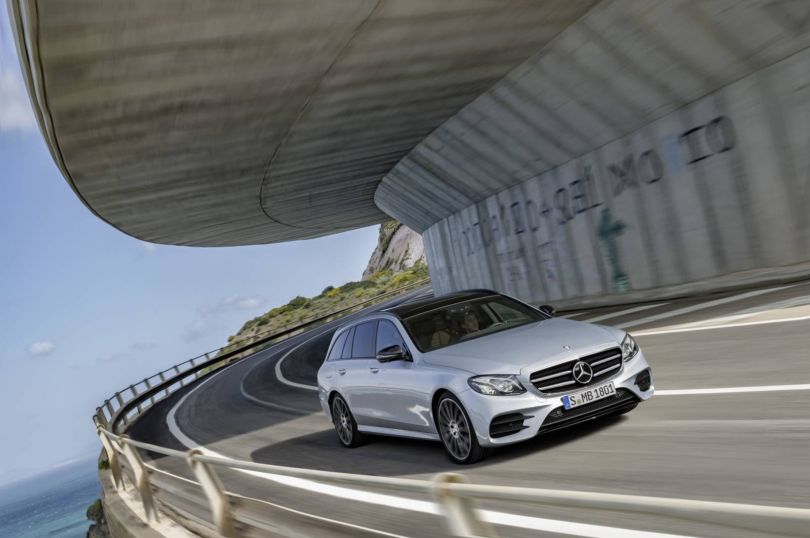 2018 Mercedes Benz E Class Estate UK Version photo - 2