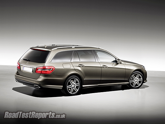 2018 Mercedes Benz E Class Estate UK Version photo - 3