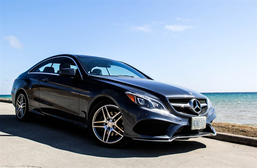 2018 Mercedes Benz E350 Coupe Photo 2