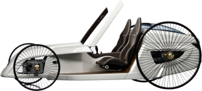 2018 Mercedes Benz F Cell Roadster Concept photo - 1