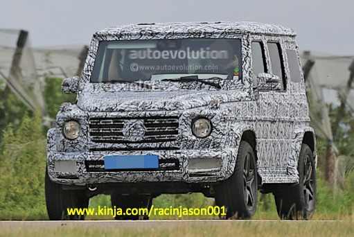 2018 Mercedes Benz G Class photo - 1