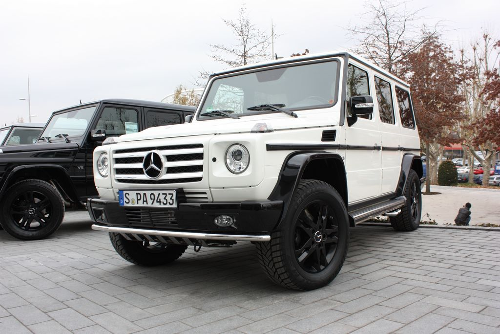2018 Mercedes Benz G Class Edition Select photo - 3