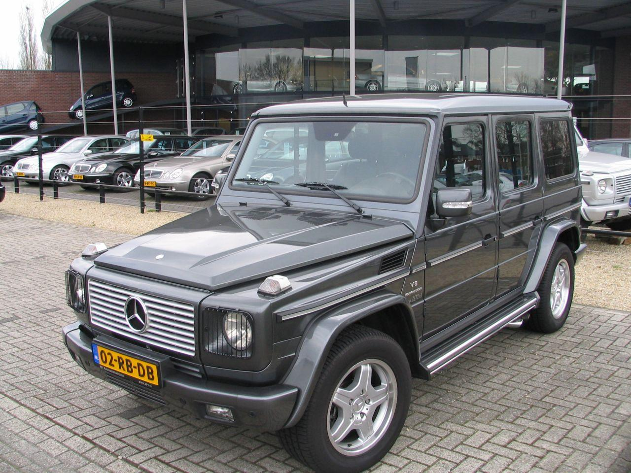 2018 Mercedes Benz G55 AMG photo - 1