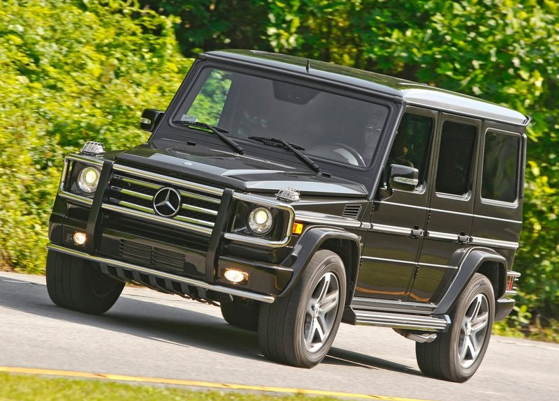 2018 Mercedes Benz G55 AMG photo - 3