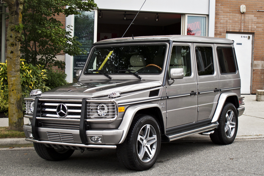 2018 Mercedes Benz G55 AMG photo - 4