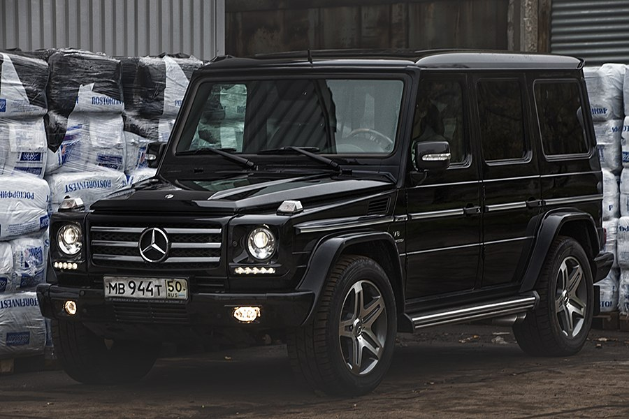 2018 Mercedes Benz G55 AMG photo - 5