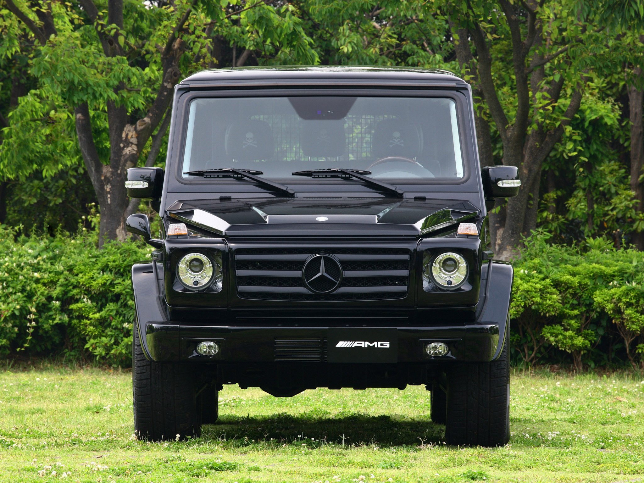 2018 Mercedes Benz G55 AMG Kompressor photo - 3