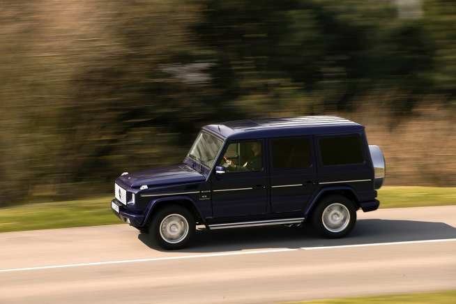 2018 Mercedes Benz G55 AMG Kompressor photo - 4