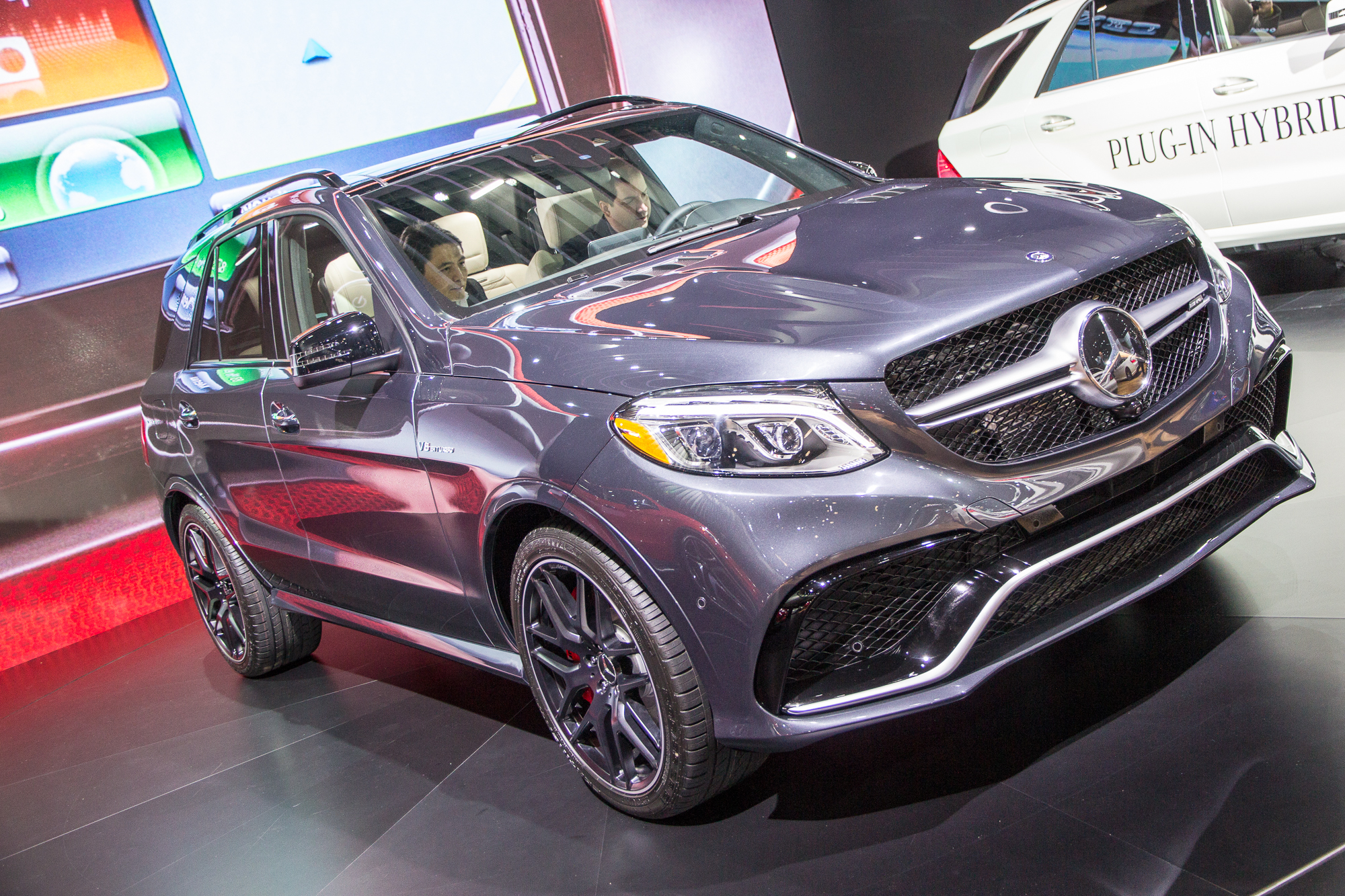 2018 Mercedes Benz GLE 63 AMG photo - 1