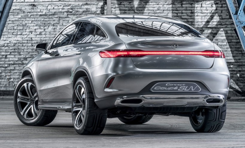 2018 Mercedes Benz GLE Coupe photo - 4