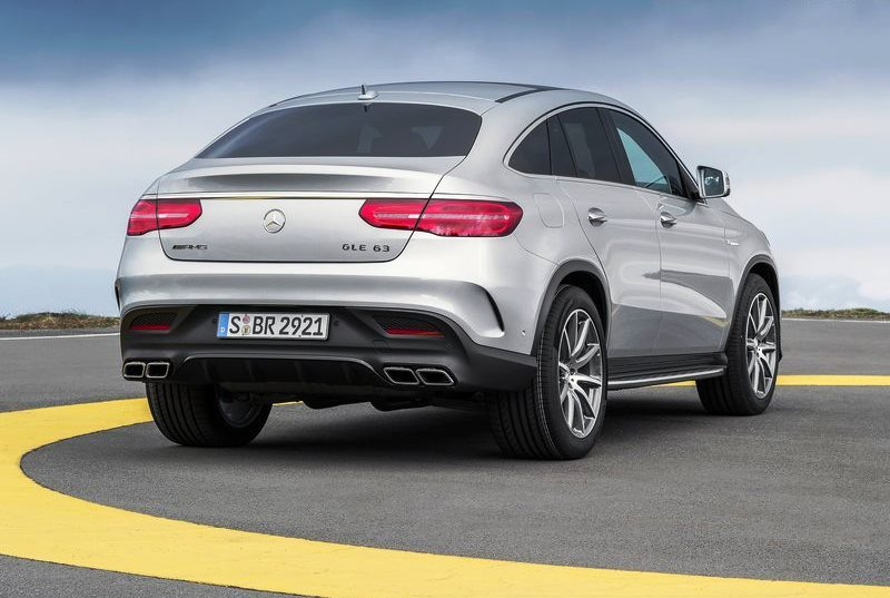 2018 Mercedes Benz GLE Coupe photo - 5