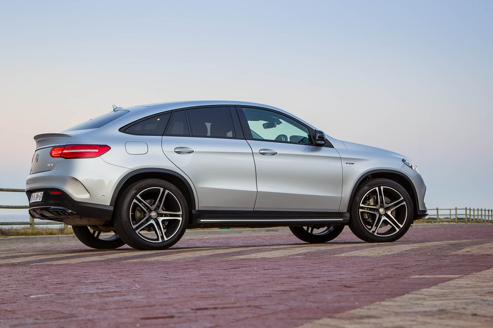 2018 Mercedes Benz GLE450 AMG Coupe photo - 5