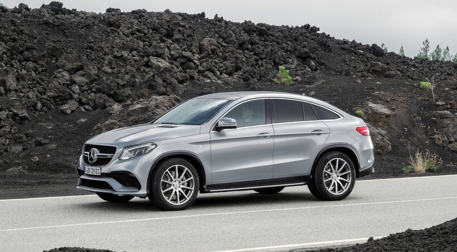 2018 Mercedes Benz GLE63 AMG Coupe photo - 4