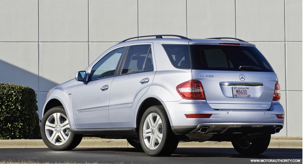 2018 Mercedes Benz ML450 Hybrid photo - 1