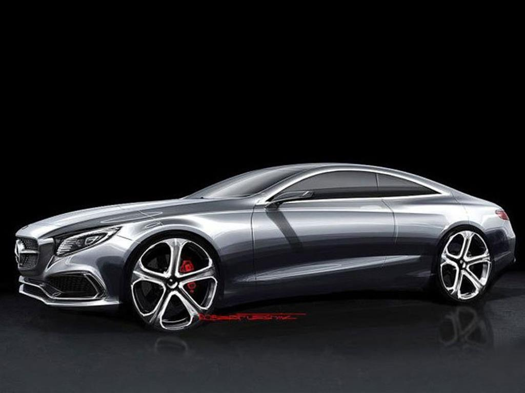 2018 Mercedes Benz S Class Coupe Concept photo - 1