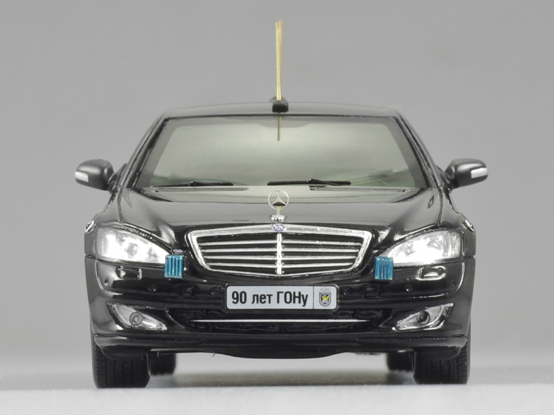2018 Mercedes Benz S600 Pullman Guard photo - 3
