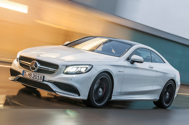 2018 Mercedes Benz S63 AMG Coupe photo - 2