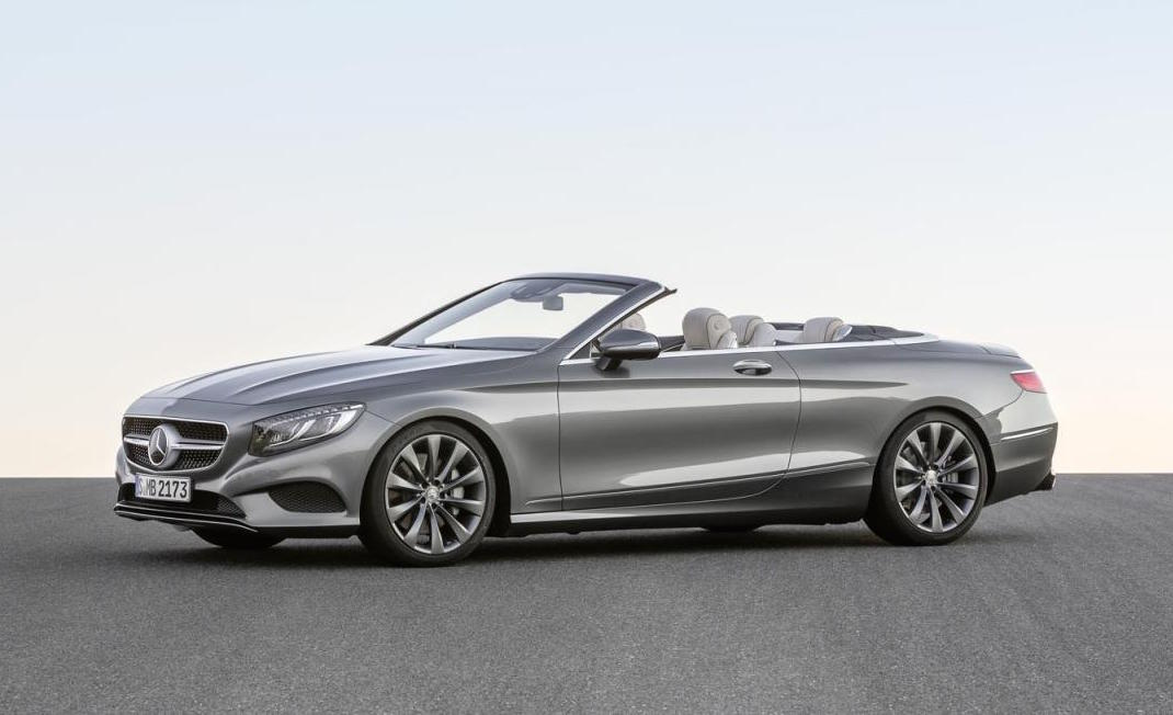 2018 Mercedes Benz S63 AMG Coupe photo - 3