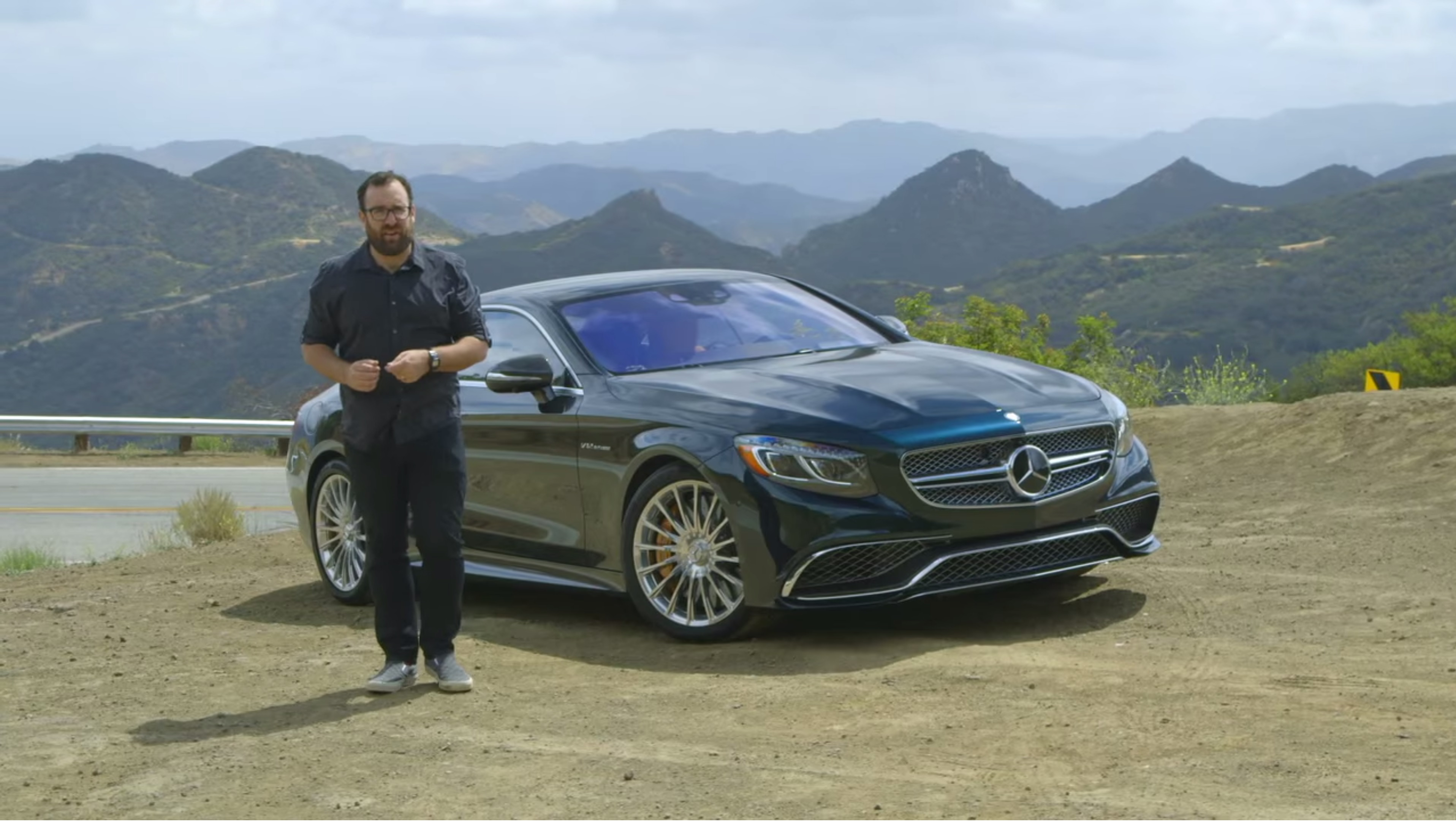 2018 Mercedes Benz S65 AMG Coupe photo - 2