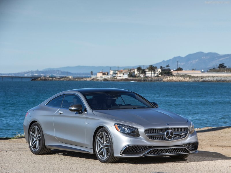 2018 Mercedes Benz S65 AMG Coupe photo - 3