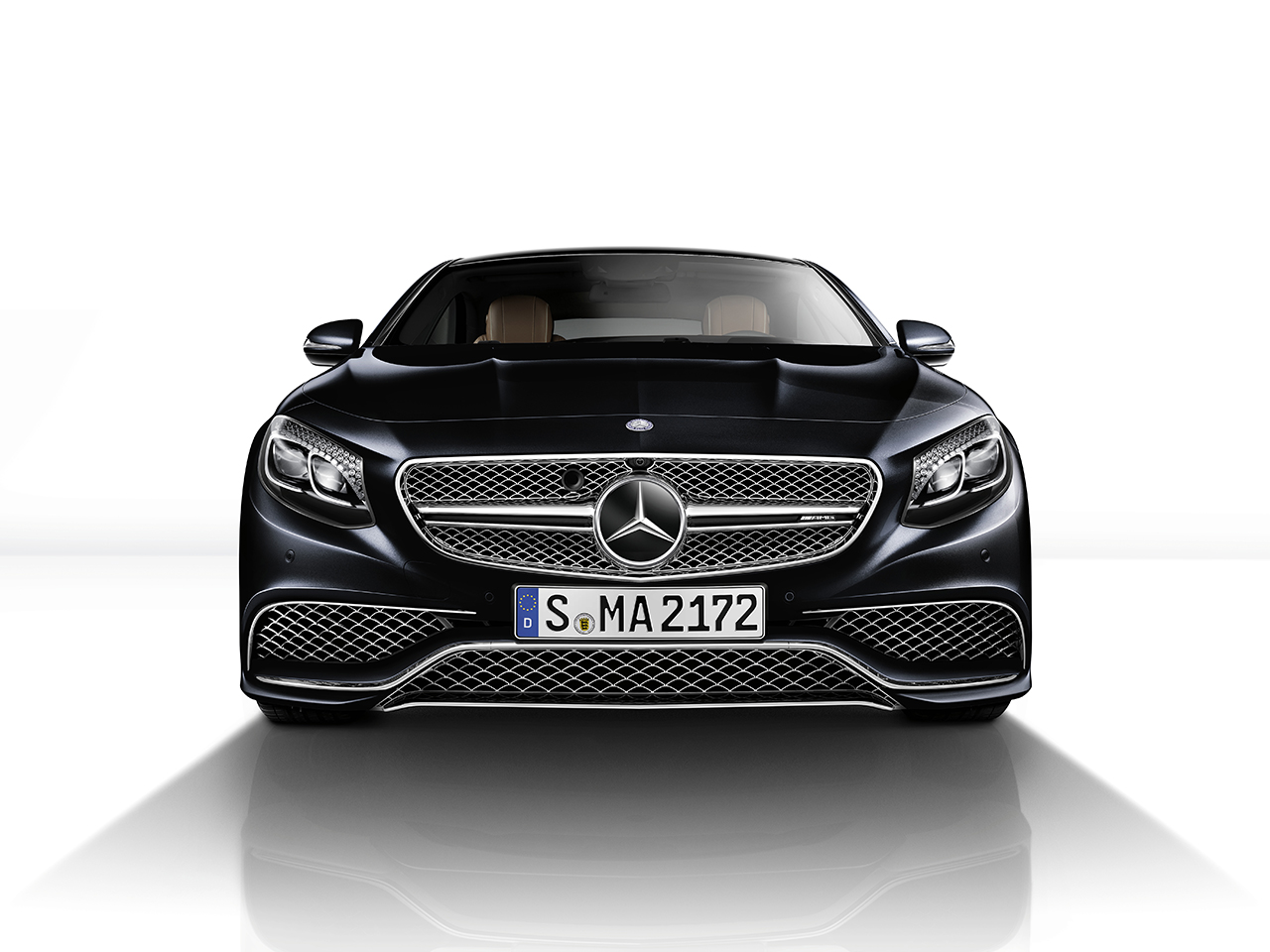 2018 Mercedes Benz S65 AMG Coupe photo - 4
