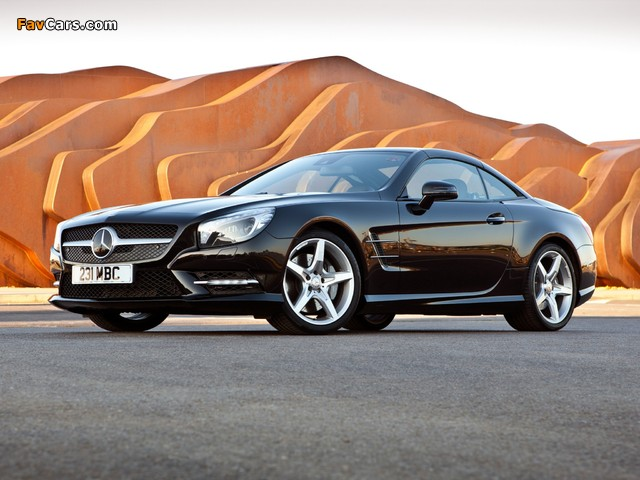 2018 mercedes benz sl class sports package car photos for Mercedes benz sports cars