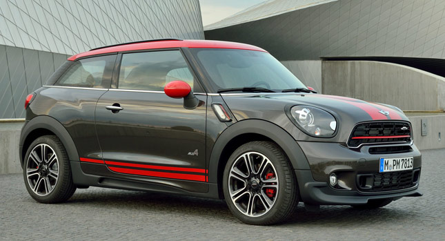 2018 Mini Paceman Car Photos Catalog 2018