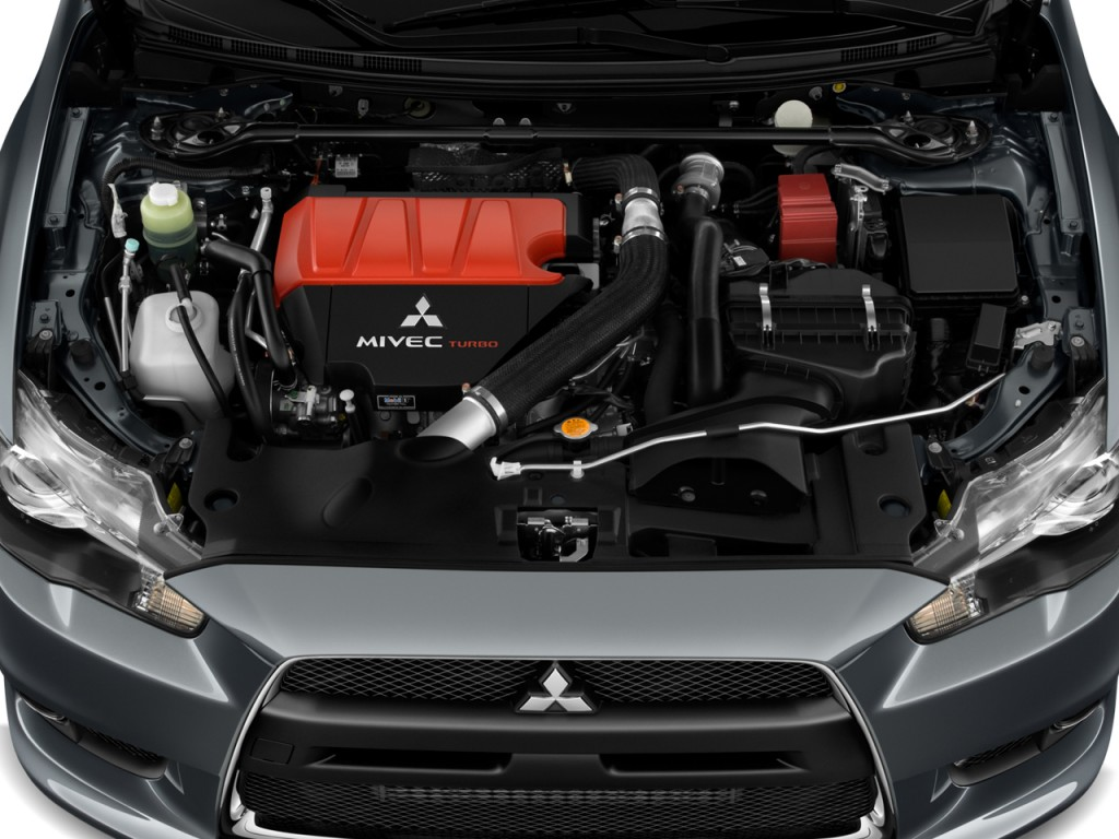 2018 Mitsubishi Galant Ralliart photo - 2