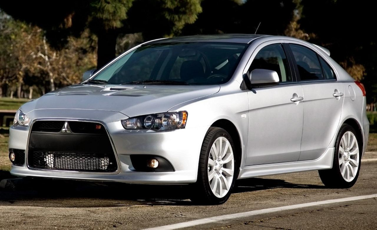 2018 Mitsubishi Lancer Sportback Ralliart Car Photos
