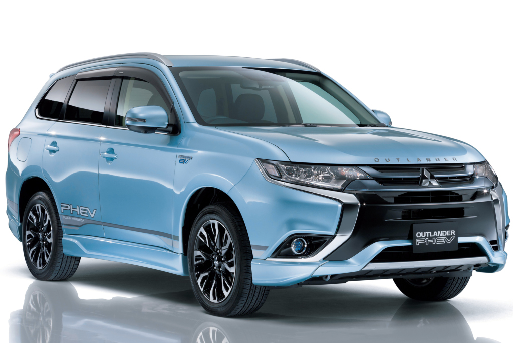 2018 Mitsubishi Outlander European Version | Car Photos ...
