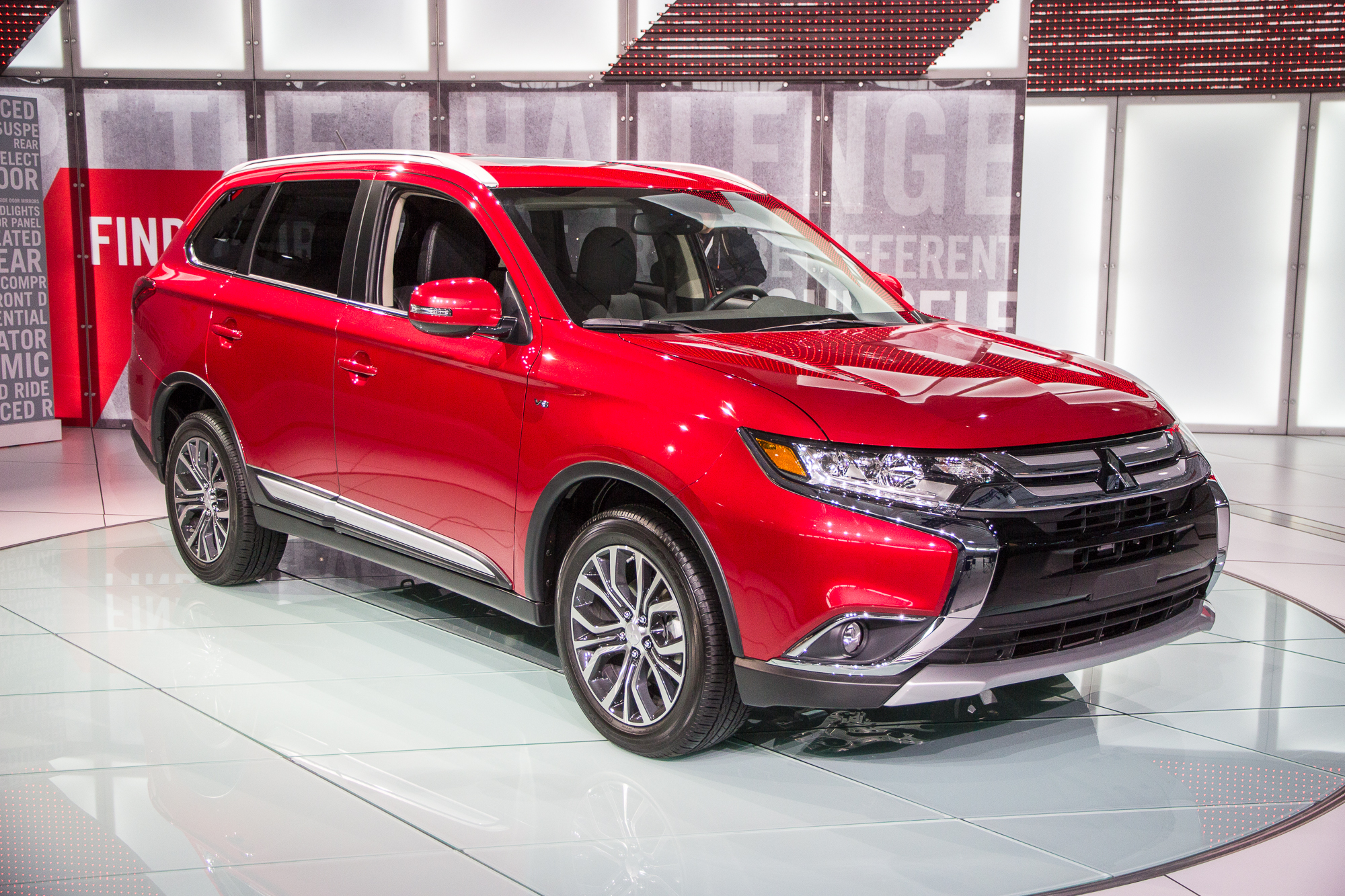 Lancer Gt 2018 >> 2018 Mitsubishi Outlander GT | Car Photos Catalog 2018