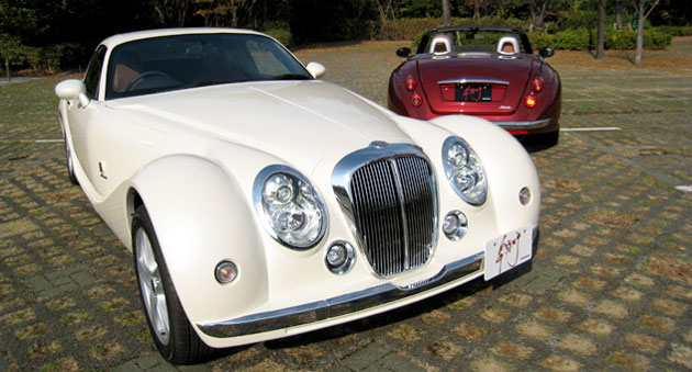 2018 Mitsuoka Galue photo - 1