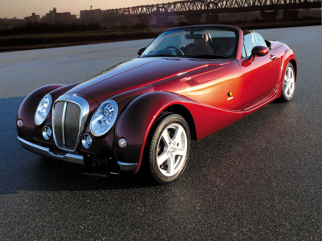 2018 Mitsuoka Galue photo - 2
