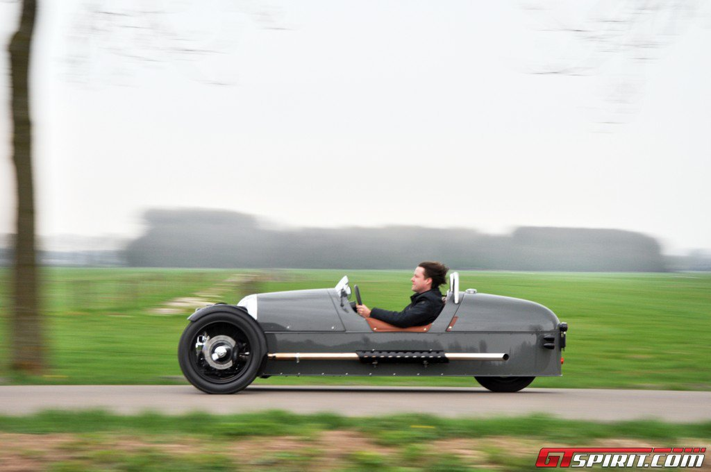 2018 Morgan 3 Wheeler photo - 1