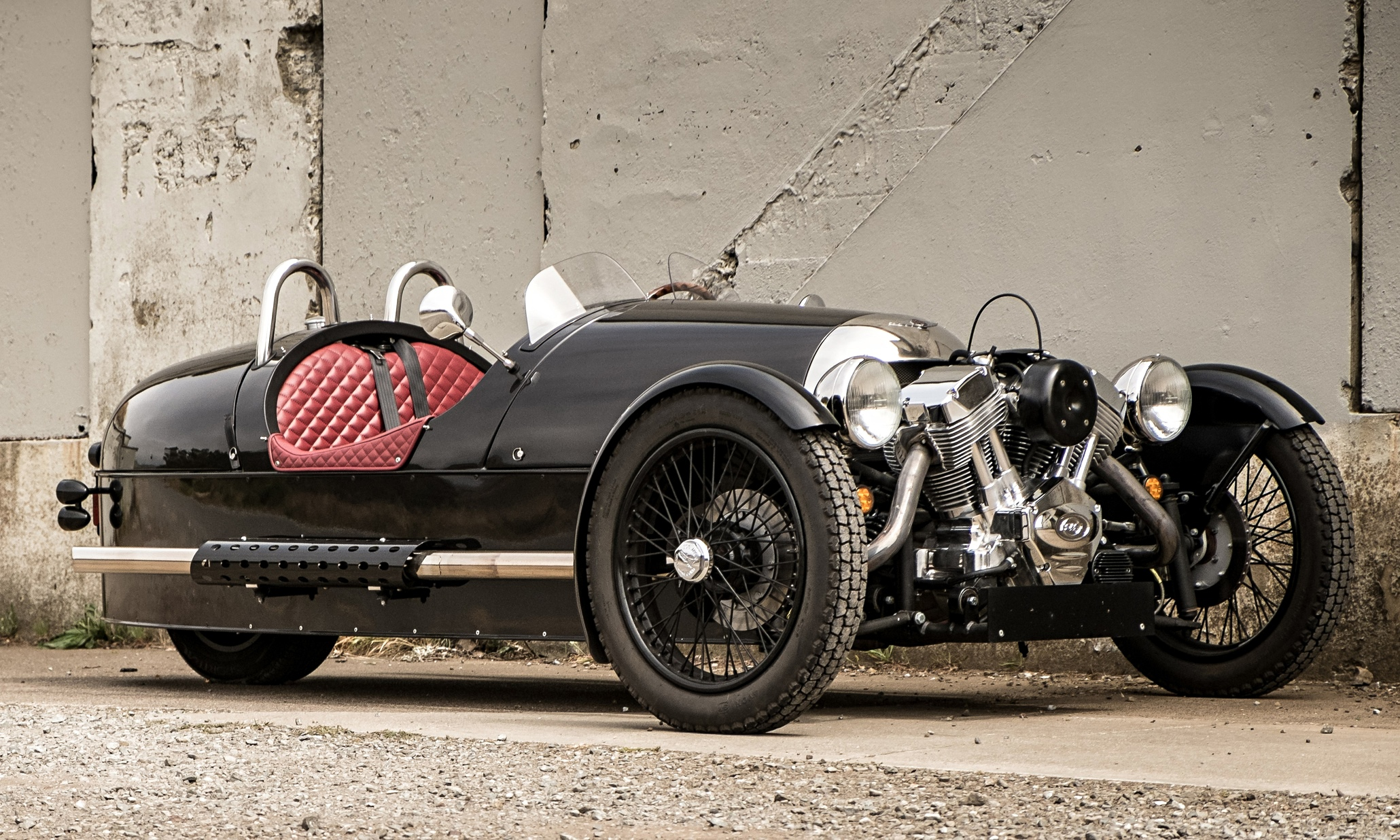 2018 Morgan 3 Wheeler photo - 4